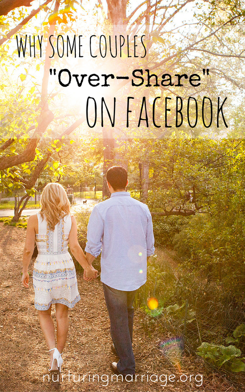 "You know those couples who post literally everything they're feeling about each other all the time on Facebook? The ""relationship over-sharers""? Well we wanted to do a little research to figure out what was really happening there. Are they really that happy all the time? Or are they trying to convince themselves and the world that they're happy with their partner?"