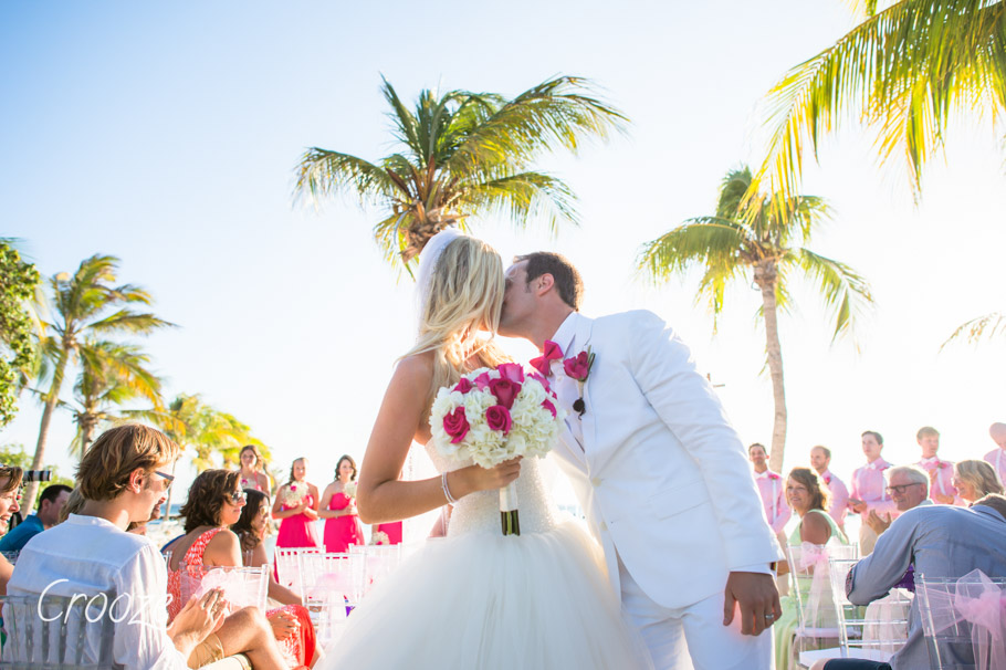 Renaissance island wedding