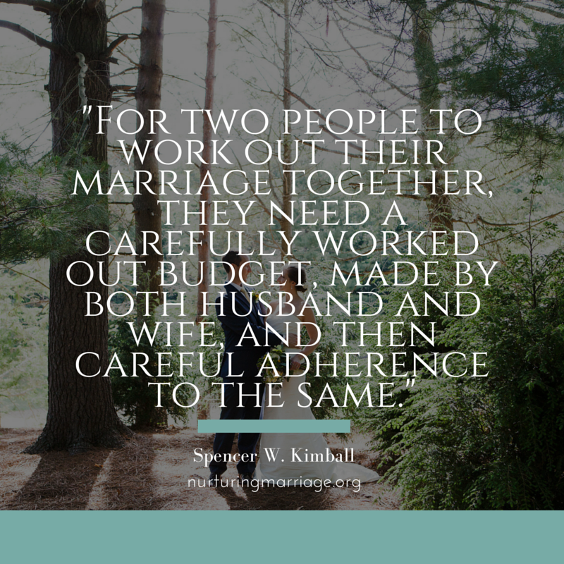 It's true. Budgets can save marriages. How do you and your spouse maintain your budget? What other marriage quotes do you love? This website has hundreds of them! LOVE. REPIN for later!