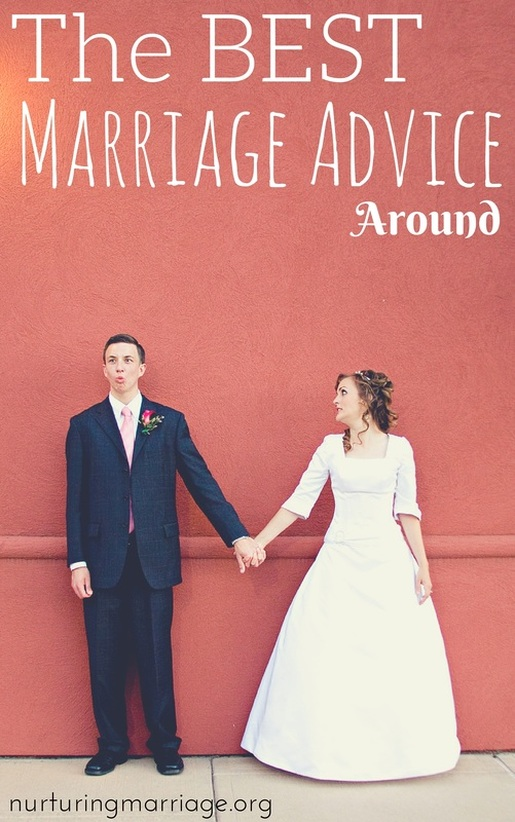 The BEST Marriage Advice Around - as told by married people just like you. Check out this awesome #marriage website. SO great.