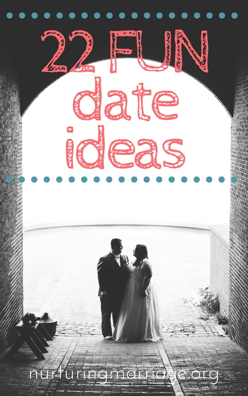 22 Fun Date Ideas