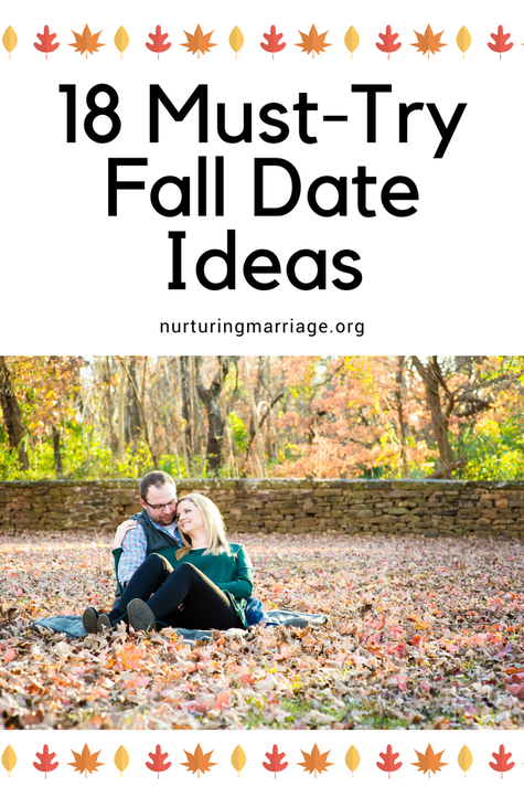 The best fall date ideas ever. So so cute!