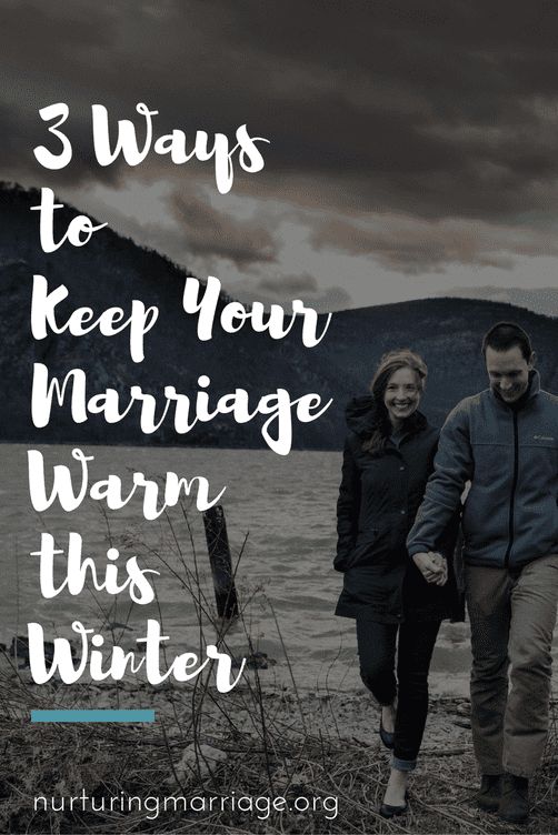 How often do you serve your spouse? You should try it, it's a little marriage secret we love.