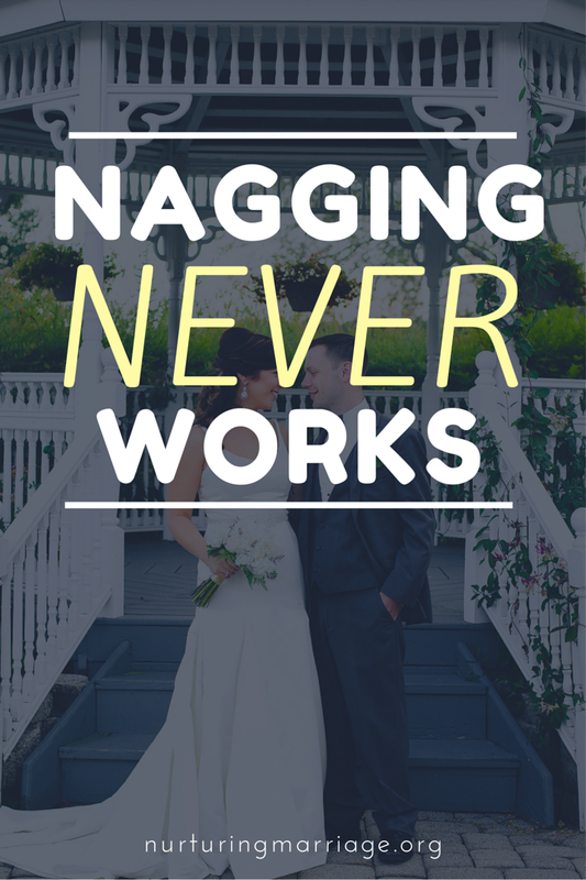 This article is sooo true! Nagging never works.