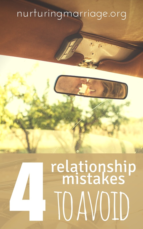 Sadly, relationships don't come with instruction manuals. Generally speaking, people tend not to seek help or guidance on how to be in a relationship until problems arise... By which time, it's usually too late. So in the spirit of self-betterment, let's start with four mistakes you may already be making in your relationship and how to correct them for a closer connection with your partner.