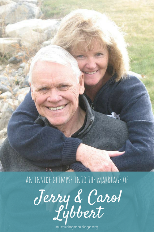 "An inside glimpse into the #marriage of Jerry & Carol Lybbert...Q. What wisdom can you share about how to handle money in marriage? J: When you are young, know that some things take time. You can't necessarily expect to have everything your parents have in the first year of your marriage. Recognize the difference between ""wants,"" and ""needs."