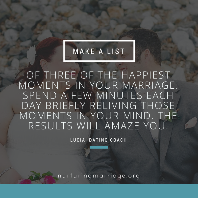 Relive the happiest moments in your marriage. Tons of other #marriage quotes!