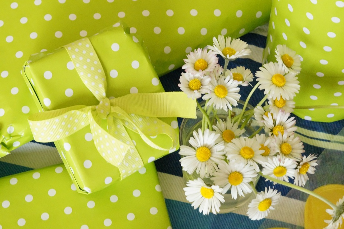 Living the Love Language of Receiving Gifts - With gifts, we give something material as a palpable symbol of love. Gift giving is separate and distinct, however, because this time, what we give is tangible. The receiver can literally hold the gift in his or her hands, keep it for years, and look to it as a reminder of love.