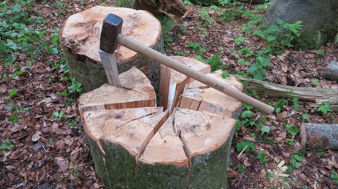 Stop nagging your spouse! seriously. Nagging is like a wedge that creates space between you and your spouse, pushing you further and further apart. Picture for example a wedge that's used to chop wood. In order to split a piece of wood you'd put the wedge in the center and then start tapping on it. The more you tap, the deeper the wedge goes and the further apart the wood splits. So it is with nagging - the more you nag, the deeper the wedge goes and the wider the gap becomes between you and your spouse. #marriage #relationshipgoals