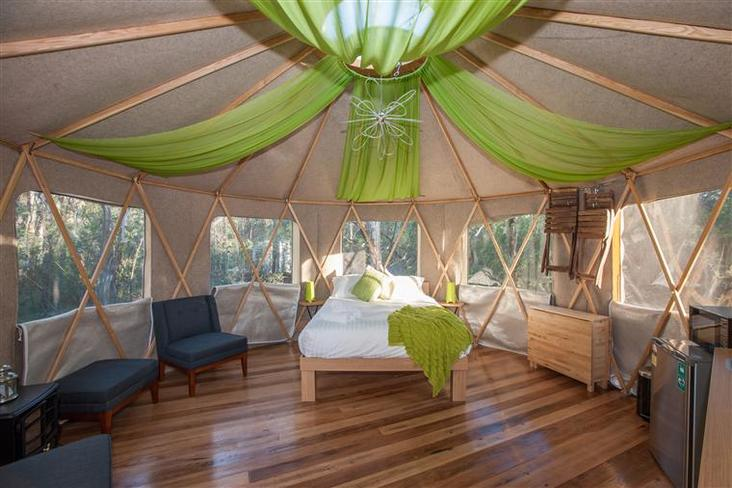 Talo Retreat Yurt