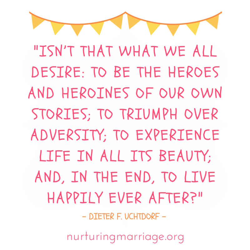What happily ever afters are made of. #relationshipgoals #marriageadvice #happilyeverafter #uchtdorf