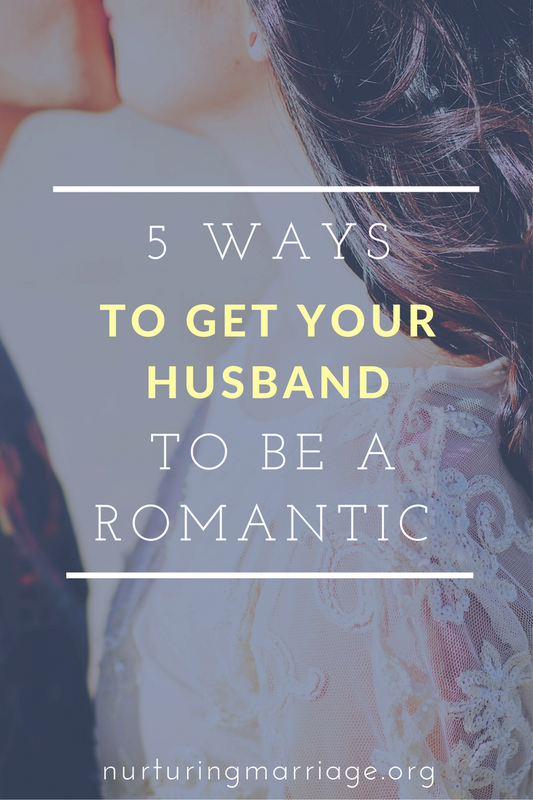 5 Ways to Get Your Husband to be a Romantic - In all reality, your husband probably isn't Mr. Darcy. Sorry to burst your bubble. However, for all you know, he may think he is. He may very well think he's the most romantic guy in the world and may not even realize that you don't feel the same way. So, take a step back and recognize all the little things he is doing - romantic things like picking up his socks, taking out the garbage, or carrying the laundry basket upstairs. From time to time he may even get really romantic and turn on the bath water for you or kiss you goodbye when he leaves.