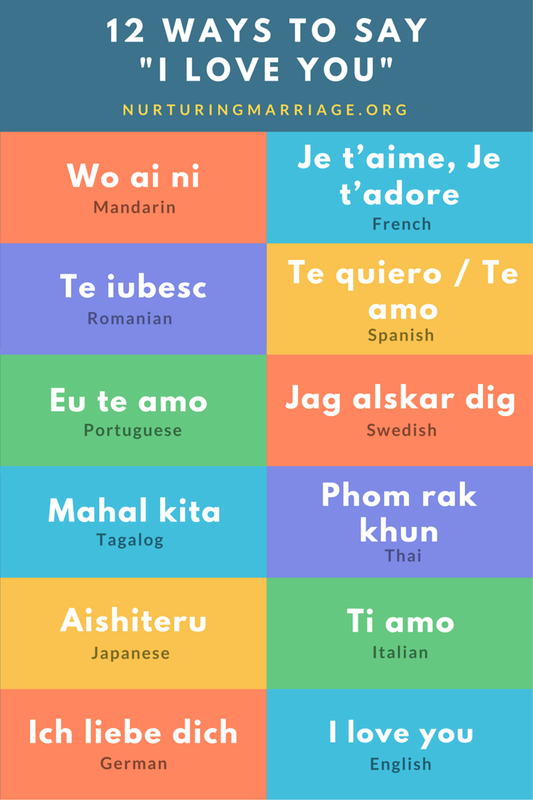 12 Ways to Say I Love You, - adorable! Love this list of how to say I love you in different languages! #iloveyou #differentlanguages #quoteoftheday #relationshipgoals
