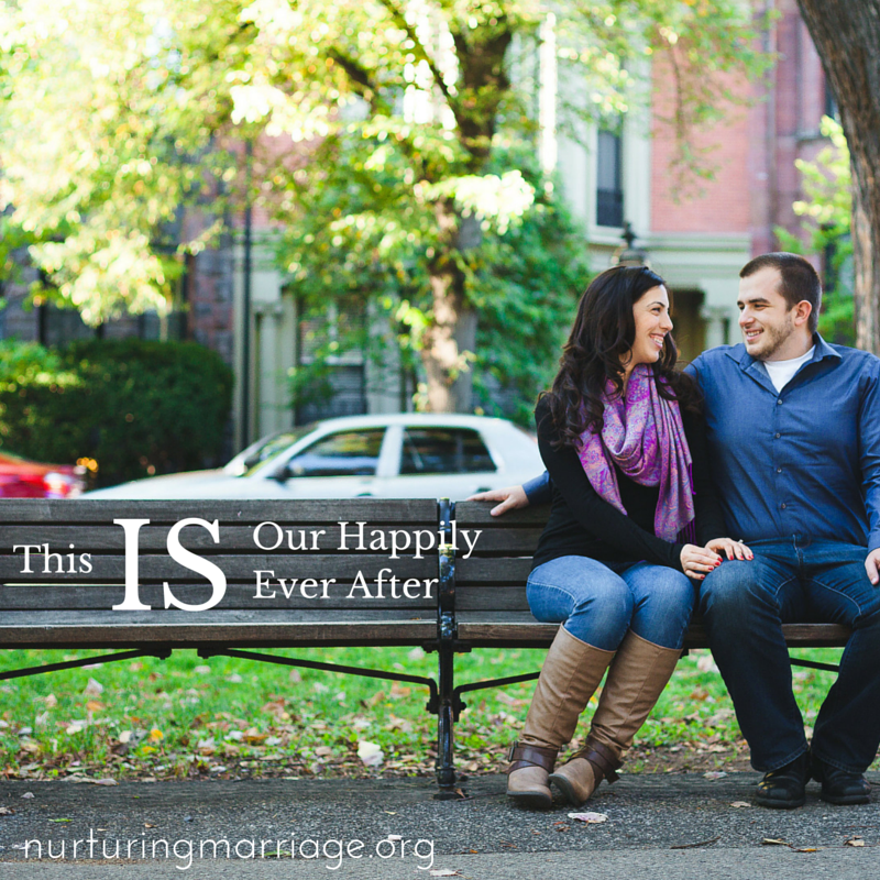 Which word do you emphasize? THIS is our happily ever after? Or This IS? Or OUR? Or HAPPILY? Or EVER? Or AFTER? #help #relationshipgoals #marriage #quotes #wordsofwisdom #hundredsofmarriagequotes