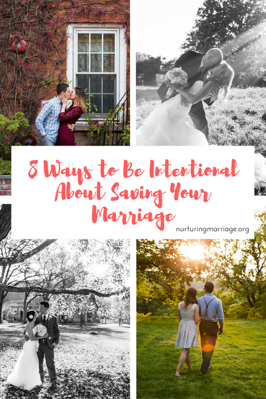 Your marriage is worth saving. Try these 8 tips!