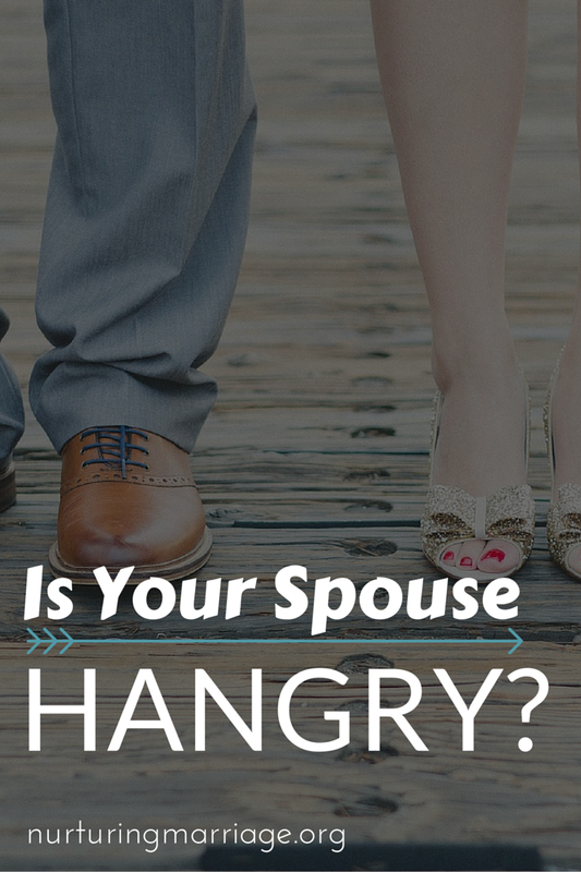 Oooh, this is good. Pretty much HANGRY = me all day EVVVVERRRY DAY. #marriage #conflictresolution