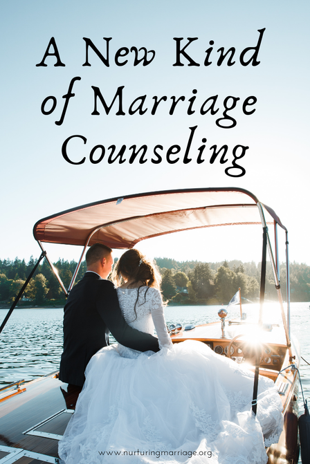Before you spend money on marriage counseling, try this
