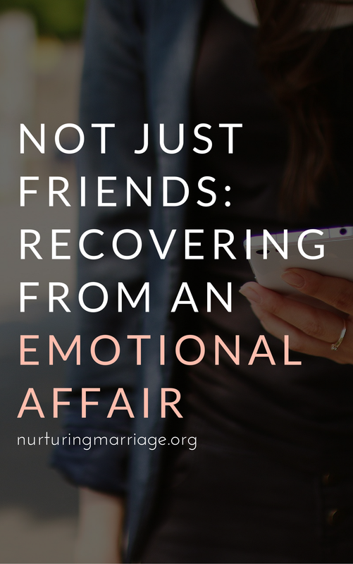 Learn how Emma & Rich recovered from an emotional affair and how you can too!