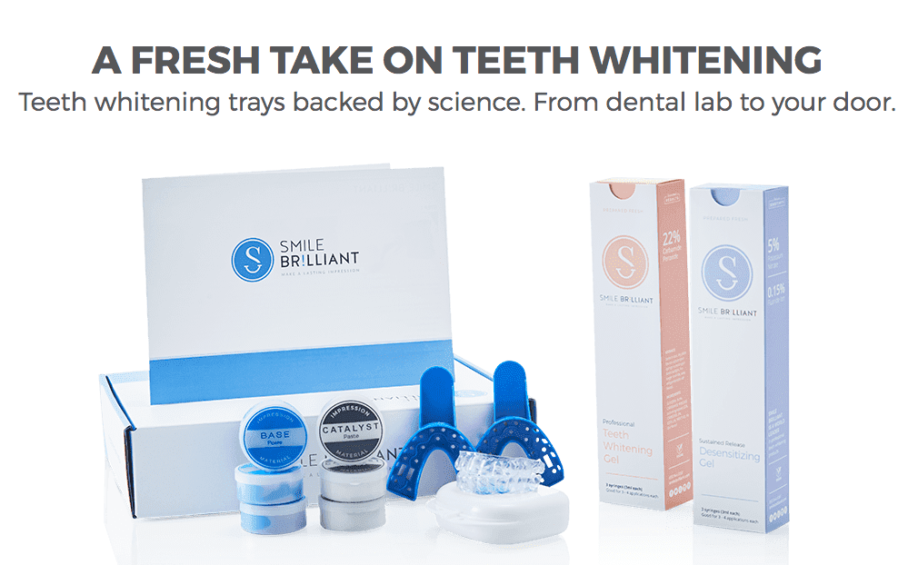 Our teeth whitening ritual and before/after pictures - Smile Brilliant @smilebrilliant #smilefearlessly